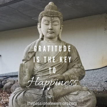 Gratitude is the Key to My Happiness