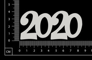 2020 - White Chipboard