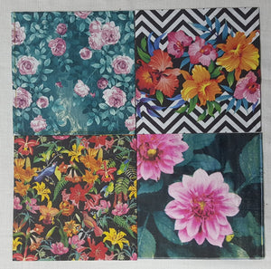 Decoupage Napkins - Set of 4 - (DN-3689)