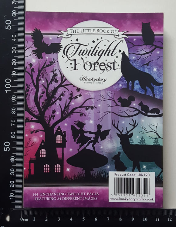 The Little Book of Twilight Forest Images - (FB-4188)