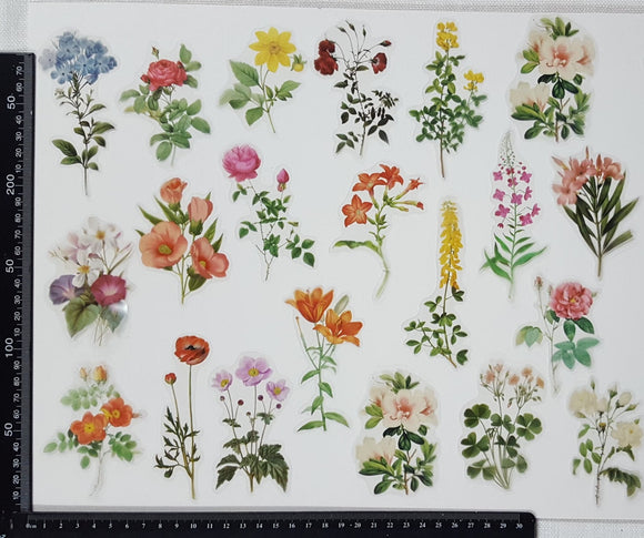 Stickers - Flowers - (SP-4259)