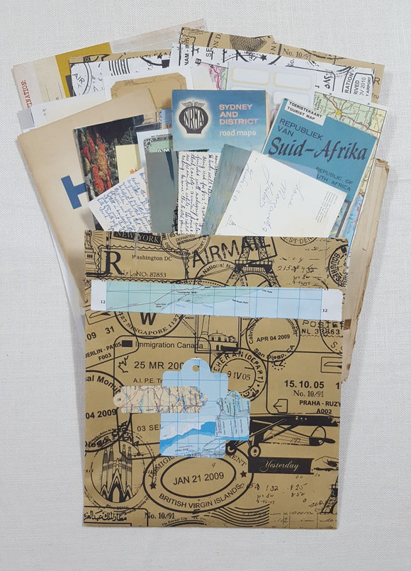 Whichcraft Specialty Papers Pack - (PK-4293)
