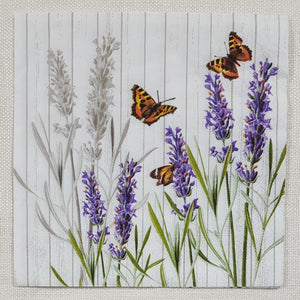 Decoupage Napkin - Smell Well - (DN-8147)