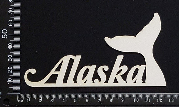 Alaska - B - White Chipboard