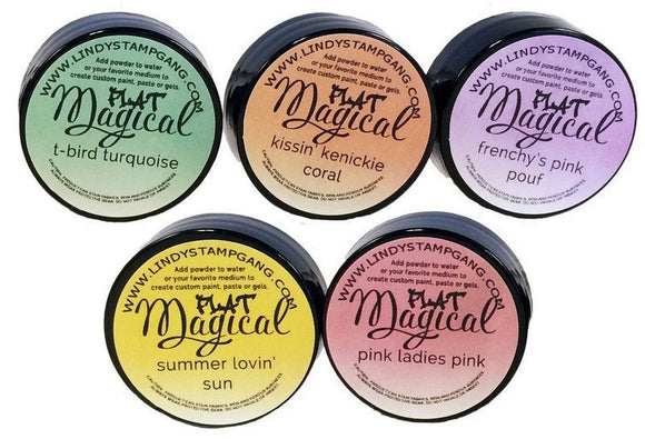 Beauty School Dropout Flat Magical Set