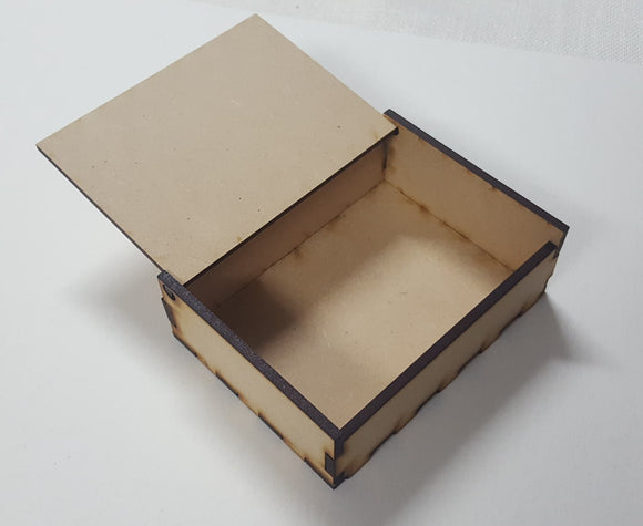 3mm MDF Wood - ATC Box - E