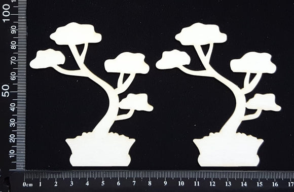 Bonsai Tree - A - Set of 2 - Large