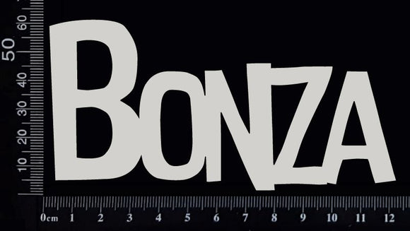 Bonza - White Chipboard