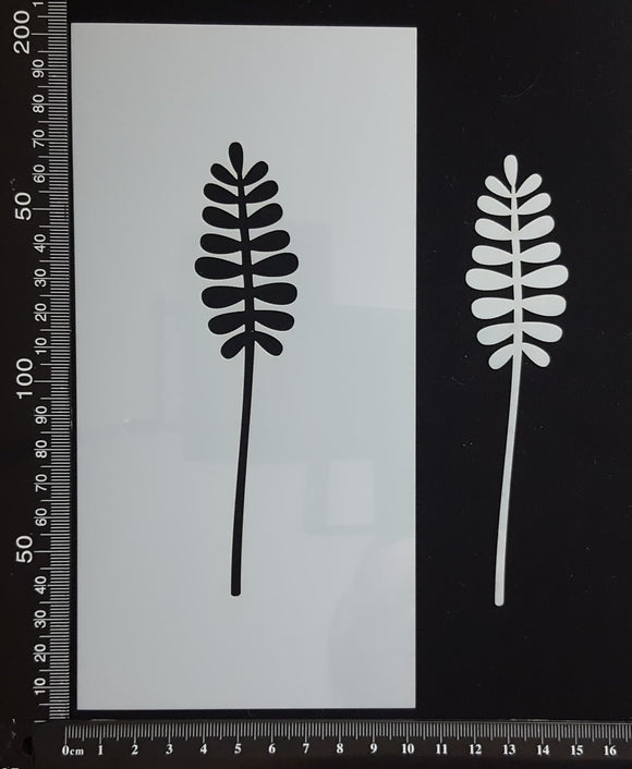 Botanical - Stencil - 100mm x 200mm - (SBT-0039)