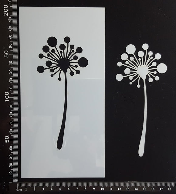 Botanical - Stencil - 100mm x 200mm - (SBT-0052)