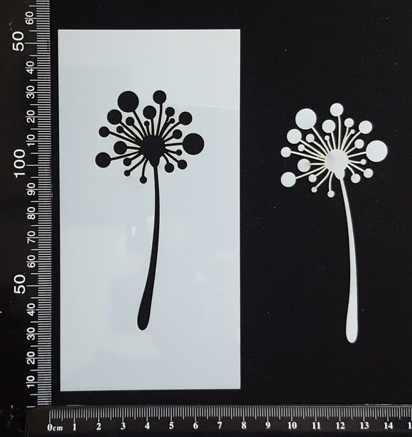 Botanical - Stencil - 75mm x 150mm - (SBT-0061)