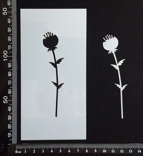 Botanical - Stencil - 75mm x 150mm - (SBT-0065)