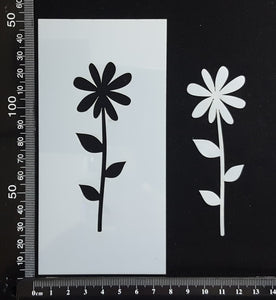 Botanical - Stencil - 75mm x 150mm - (SBT-0068)