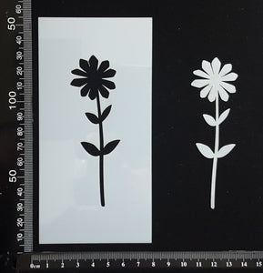 Botanical - Stencil - 75mm x 150mm - (SBT-0072)