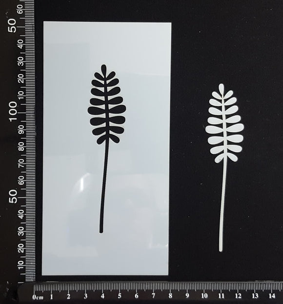 Botanical - Stencil - 75mm x 150mm - (SBT-0074)