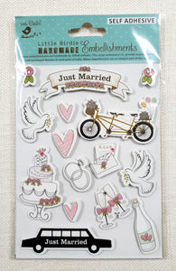 Just Married 15Pc - (LB-1014)