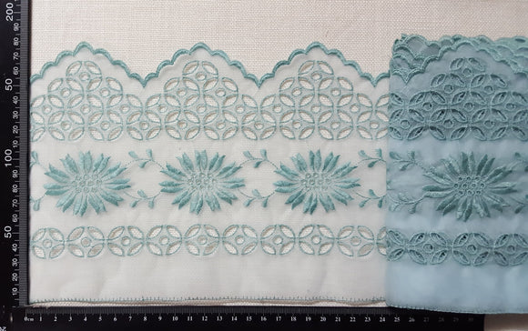 Lace Trim - Vintage - Wide - (VL-4076)
