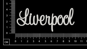 Liverpool - White Chipboard