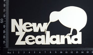 New Zealand - White Chipboard