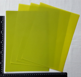 Parchment/Vellum Paper - A4 pack of 25 sheets - Olive Green