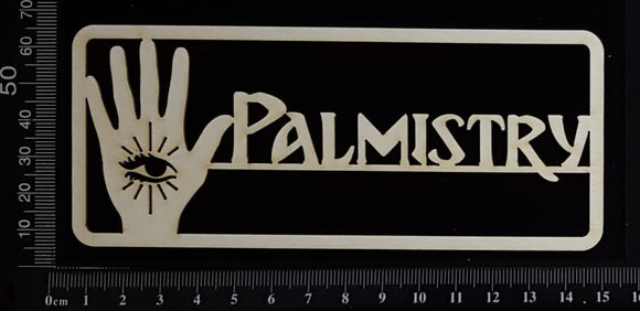 Palmistry - White Chipboard