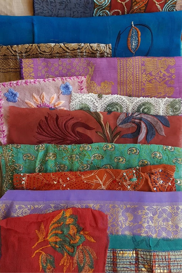 Sari Fabric Pack - Small