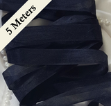 Seam Binding - VH - Midnight Navy - 5 meters