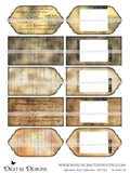 Specimen Tray Collection - Set 2 - DI-10041 - Digital Download