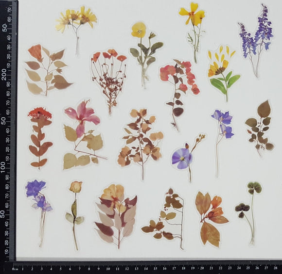 Stickers - Flowers - (SP-4315)