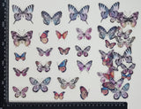 Stickers - Butterflies - (SP-4180)