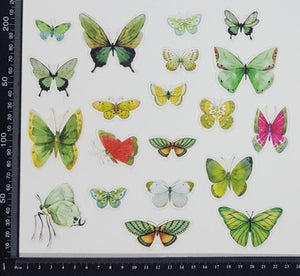 Stickers - Butterflies - (SP-4187)