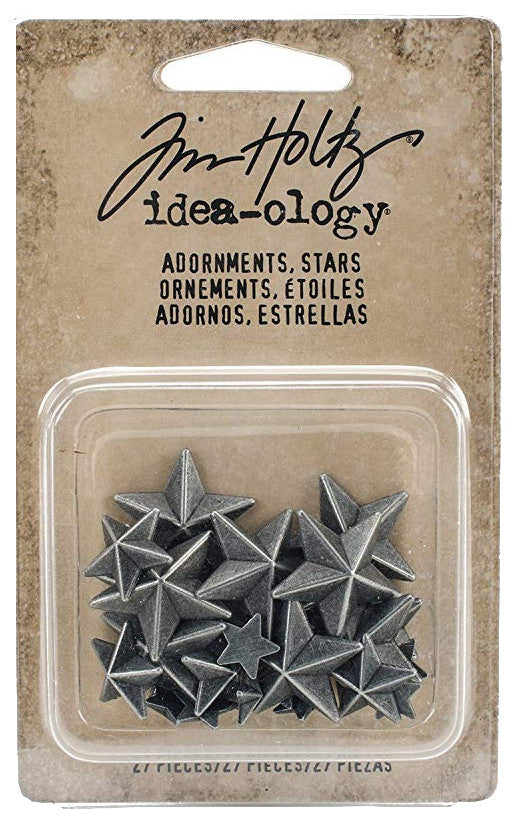 Tim Holtz - Adornments Stars