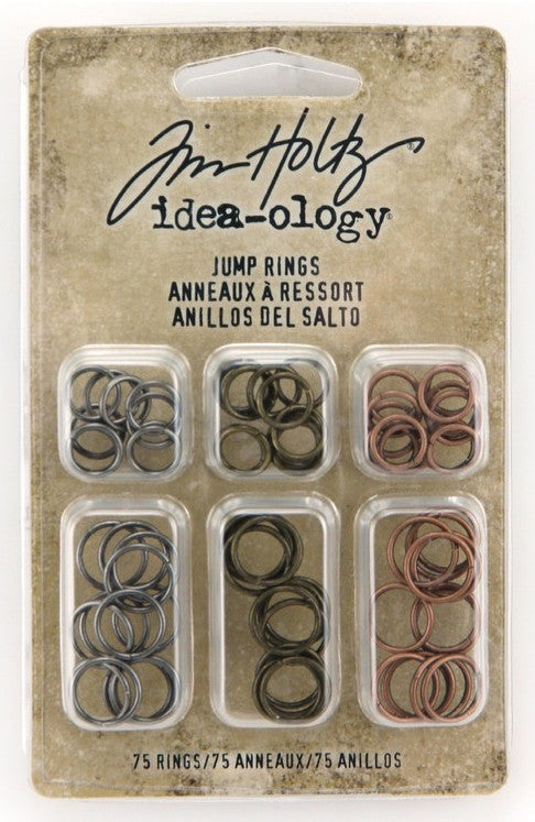 Tim Holtz - Jump Rings