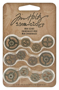 Tim Holtz - Mini gears