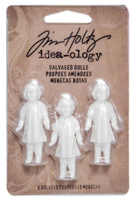 Tim Holtz - Salvaged Dolls