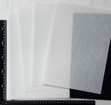 Parchment/Vellum Paper - A4 pack of 25 sheets - White Textured