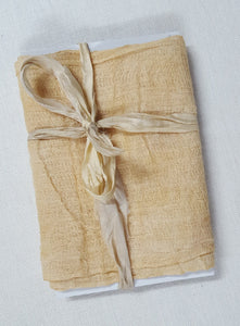 Tea Dyed Cheese Cloth - (TD-4177)