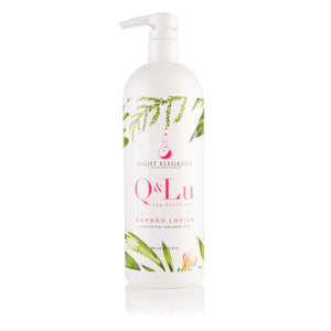 Q&LU BAMBOO LOTION