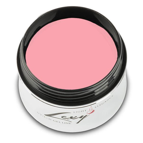 Natural Pink 1-Step Lexy Line UV/LED Gel - Light Elegance