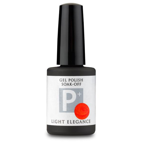P+ Carrot Top Gel Polish - Light Elegance