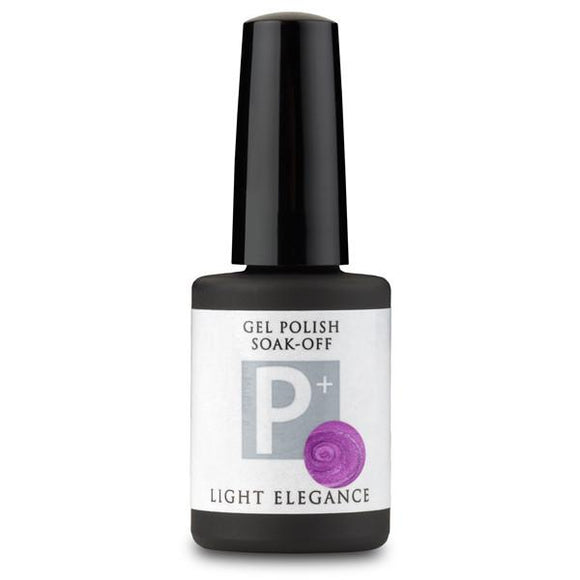 P+ Chewy Gooey Gel Polish - Light Elegance