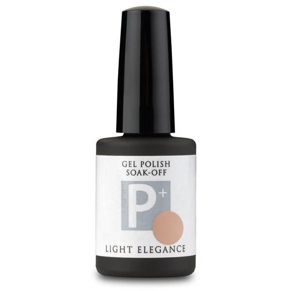 P+ Delicious Gel Polish - Light Elegance