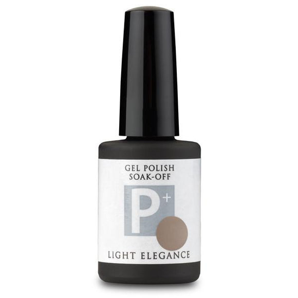 P+ Earl Grey Gel Polish - Light Elegance