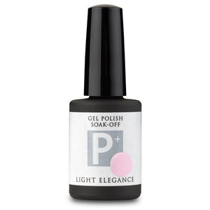 P+ French Pink Gel Polish - Light Elegance