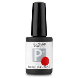 P+ Hot Tamale Gel Polish - Light Elegance