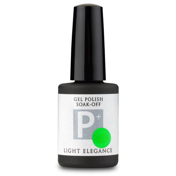 P+ Lime of the Party Gel Polish - Light Elegance