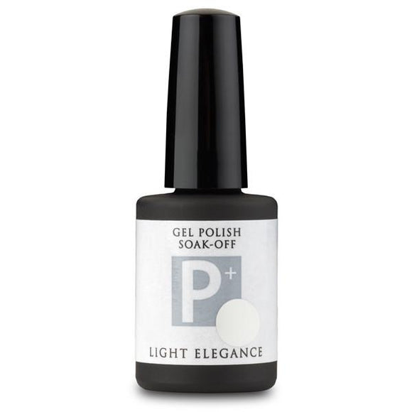 P+ Marshmallow Gel Polish - Light Elegance