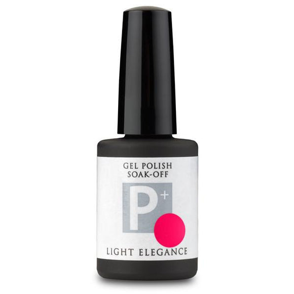 P+ Pinking Happy Thoughts Gel Polish - Light Elegance