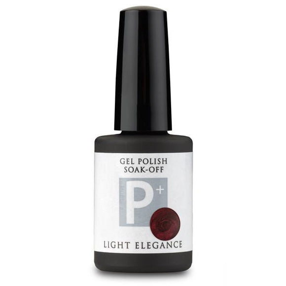 P+ Pour Me a Kiss Gel Polish - Light Elegance