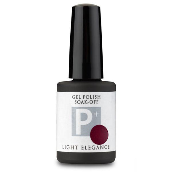 P+ Shut Up & Kiss Me Gel Polish - Light Elegance
